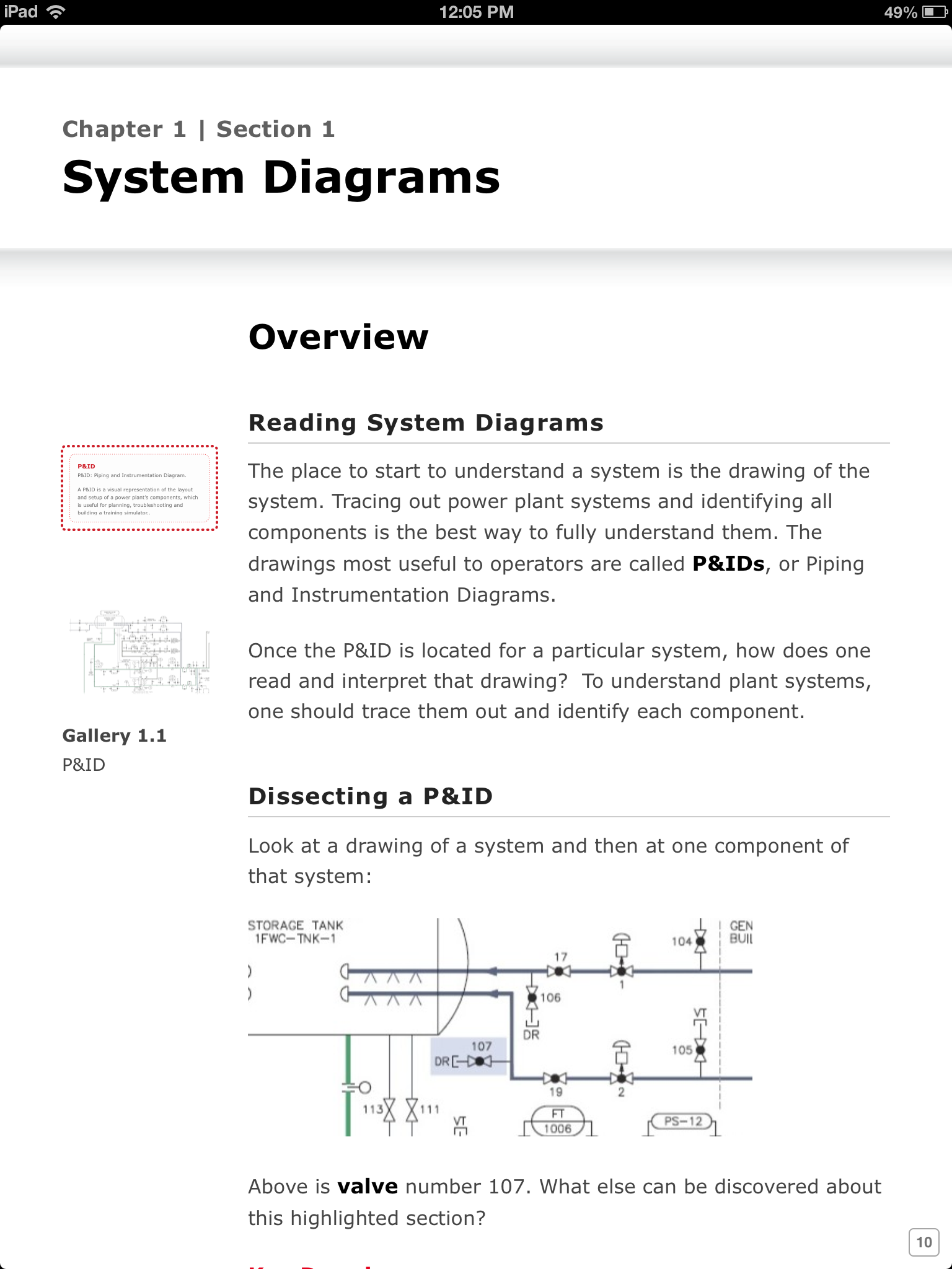how to read system diagrams